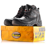 Uomini Safety Shoes Steel Toe Boot con Fur M-8087