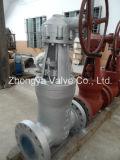 Válvula de porta do aço inoxidável do API Wc6 (Z41H-900LB-10)