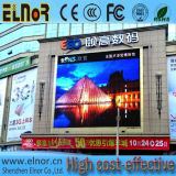 Im Freien grosser Fernsehapparat P8, der LED-videowand-Bildschirm bekanntmacht