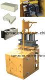 Вибрированная машина блока для блоков полости и блокируя блоков