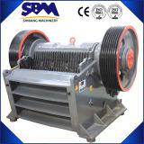 Sbm 세륨 증명서 펜치형 좌석 시리즈 돌 턱 쇄석기 기계 가격, 돌 분쇄 플랜트