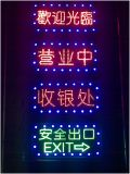 534 lochendes durchlöchertes freigelegtes LED Zeichenkette-Licht für Schild