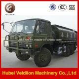 Caminhão de tanque All-Wheel da água da movimentação de Dongfeng 6X6