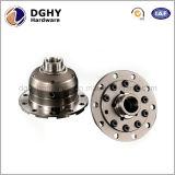 A precisão personalizou as peças de alumínio de aço feitas à máquina CNC feitas do alumínio