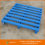 Price barato Customized Stackable Steel Pallet para Storage