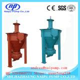 Pompe verticale de lavage de mousse d'usine de charbon