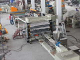 EPDM Extruder-Blatt-Maschine