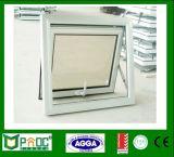 강화 유리를 가진 이중 유리를 끼우는 알루미늄 단면도 유리제 여닫이 창 Windows