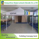 折る市場イベントの望楼のテント
