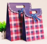 Eco-Friendly Customize Cute Paper Bag 또는 Kids를 위한 Gift Bag