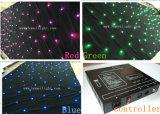 Tenda della stella LED della tenda di visione di RGB con 30 programmi