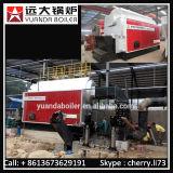 Prix de chaudière de l'essence 1ton de cosse de riz de biomasse