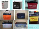batterie jaune blanche du rouge AGM de recharge de 2V 600ah pour l'UPS