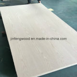 Muebles de madera de roble natural Rea chapa de madera MDF de China