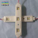Luz impermeável do módulo do diodo emissor de luz 1.5W 5730 do diodo emissor de luz de SMD