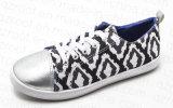 2016 ботинок популярной холстины резиновый для женщин (RF16160)