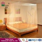 Hängendes 4 Plakat-Bett-Kabinendach-einzelnes Größen-Bett-Moskito-Netz