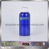 Bouteille en aluminium pour l'huile essentielle diluée