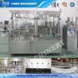 máquina de rellenar del agua pura de la unidad 3-in-1 en China