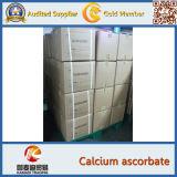 Ascorbato del calcio de la categoría alimenticia, 5743-28-2, dihidrato de la sal del calcio del ácido ascórbico