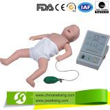 Nouveau mannequin d'entraînement en CPR à moyen corps pour l'utilisation de l'étude