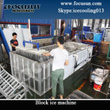 Машина льда блока тузлука 5000kg /Daily