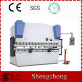 Máquina de dobra do CNC Wc67k-100t/3200 para o metal de folha