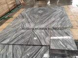 프로젝트를 위한 Carrara 이탈리아 회색 대리석 도와