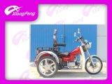 3개의 바퀴 기관자전차, 무능한 세발자전거, 불리한 세발자전거