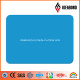 Внешнее Size 3mm Ideabond Polyester Decorative Material Aluminum Sheet