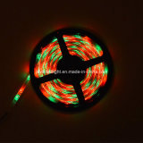3528 RGB flexibles LED imprägniern der Streifen-Licht