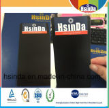 Recyclable Super Durable Satin Black Powder Coating