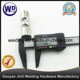 Accesorio accesorio Wt-S1037-16 del pasamano de la escalera del empalme de codo de la barandilla