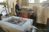 Valvola a sfera criogenica dell'attrezzo di vite senza fine dell'acciaio inossidabile