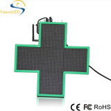 diodo emissor de luz Pharmacy Cross Sign de 40cm Mini