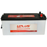 N150 12V 150ah Qualitäts-elektrische Automobilbatterie-LKW-Batterie