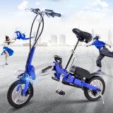 Колеса Ebicycle Ebike 12 дюймов складные электрические 2