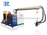 El poliuretano emite la máquina de fabricación de madera del Faux
