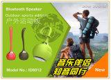 Mini haut-parleur sans fil portatif de vente chaud de Bluetooth avec le modèle imperméable à l'eau de sport (ID6012)