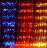 Luz de la cascada de la alta calidad LED para la decoración del día de fiesta