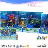 Campo da giuoco dell'oceano dei bambini dell'interno per il gioco molle dei bambini