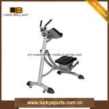 Coaster comercial do Ab do instrutor abdominal do equipamento da aptidão da ginástica