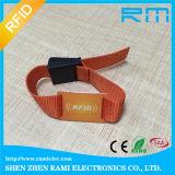 사건 축제를 위한 길쌈된 RFID 소맷동