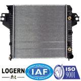 Radiateur en aluminium brasé par Chr-056 pour Chrysler Liberty'02-06 chez Dpi : 2481