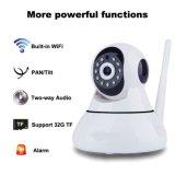 IP van WiFi de Draadloze Camera van de Veiligheid, de Gebruiksklare Camera van het Toezicht van het Huis, de Monitor van het Huisdier van de Baby