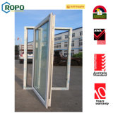 Perfil de la ventana del PVC de 60 series para la ventana francesa plástica