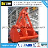 Position hydraulique électrique d'encavateur de bloc supérieur étanche de quatre cordes