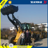 De Machines Xd926g van de bouw de Lader van het Wiel van 2 Ton
