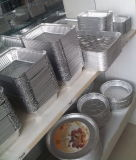 Bequeme und gesunde Aluminiumfolie-Platte