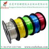 Как нить 1.75 принтера 3D Silk полимера нити 3D составная/3.0 mm, высокий лоск